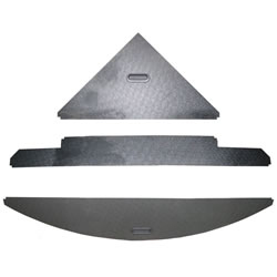 Small Image of Fluval Venezia 350 Canopy Flap Set