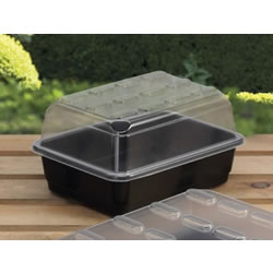 Small Image of Garland Half-Size Budget Seed Propagator With Holes