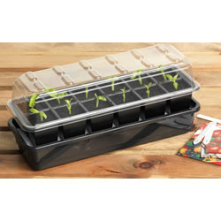 Small Image of Garland 24-Cell Self-Watering Full Size Seed Propagator