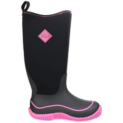 Extra image of Muck Boot - Womens Hale - Hot Pink/Black - UK Size 3