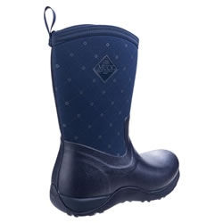 Extra image of Muck Boot - Arctic Weekend - Navy Prints
