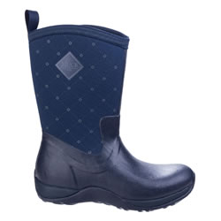 Extra image of Muck Boot - Arctic Weekend - Navy Prints - UK 9