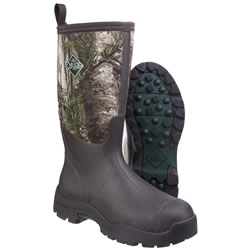 Extra image of Muck Boot - Derwent II - Bark/Tree Camo