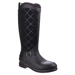 Small Image of Muck Boot - Pacy II - Riding Welly - Black