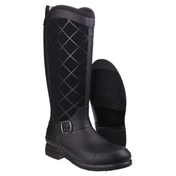 Extra image of Muck Boot - Pacy II - Riding Welly - Black