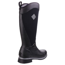 Extra image of Muck Boot - Reign Tall - Black/Gunmetal - UK Size 3
