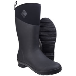 Extra image of Muck Boot Tremont Wellie Mid - Black