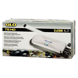 Small Image of Glo Electronic T5 Double Ballasts - 39w