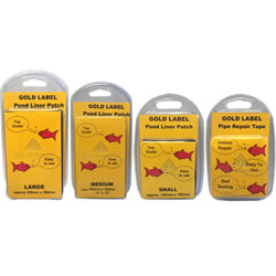 Gold Label Pond Liner Patch Small