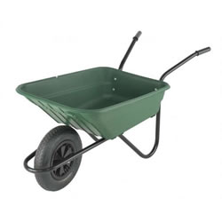 Small Image of Wheelbarrow - Green