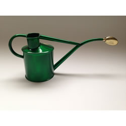 Small Image of Haws 1-litre Gift Boxed Indoor Emerald Watering Can