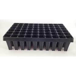 Small Image of 2 Extra Large Plug Plant Root Trainer 60-cell seed trays trees large vegetables