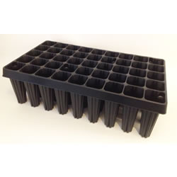 Small Image of 2x Extra Large Plug Plant Root Trainer/ Seed Trays (45-cell)