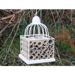 Small Image of Gazebo Insect House - cream