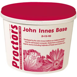 Small Image of 5kg tub of Proctors John Innes Base to mix with any compost, garden fertiliser