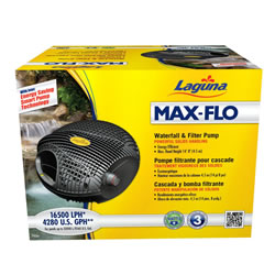 Small Image of Laguna Max Flo 16500 - Pond Pump