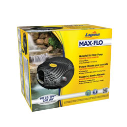 Small Image of Laguna Max Flo 2200 - Pond Pump