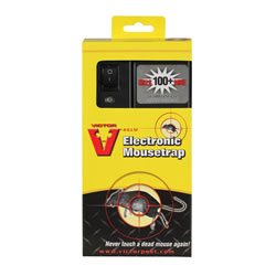 Small Image of Victor Pest Control M2524S Electronic Mouse Trap