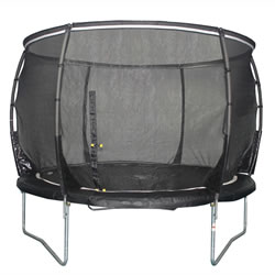 Small Image of Plum 10ft Magnitude Trampoline and Enclosure (30163)