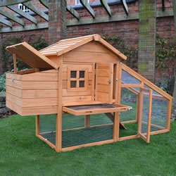 Small Image of Windsor M Chicken Coop & Run