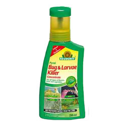Small Image of Neudorff Pyrol Bug & Larvae Killer Concentrate 250ml for up to 25l spray