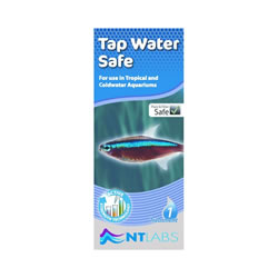 Small Image of NT Labs Aquarium Tap Water Safe 100ml