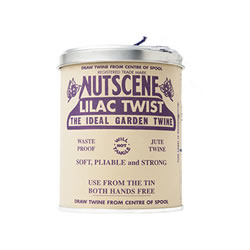 Small Image of Authentic Nutscene Tin O' Twine Jute String 150m: Lilic