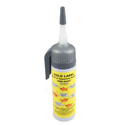 Gold Label One Shot Pond and Aquarum Sealant - Black