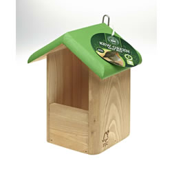 Small Image of Kew Gardens CJ Wildlife Open Bird Nesting Box