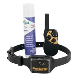 PetSafe 275 m Deluxe Remote Spray Training Collar