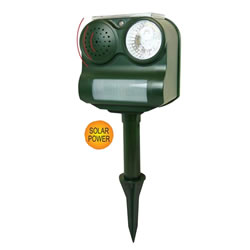 Small Image of Tensor Marketing - Good Ideas Solar Pest Repeller Deluxe