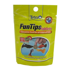 Small Image of Tetra Fun Tips Tablets