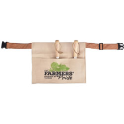 Small Image of Fallen Fruits Hessian Garden Tool Belt