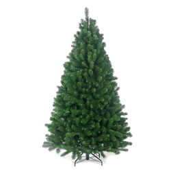 Small Image of Classics 2.1m (7ft) Green Arctic Spruce Artificial Christmas Tree (84-754-351)