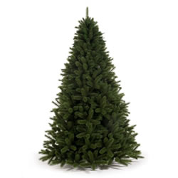 Small Image of Tree Classics 2.1m (7ft) Green Siberian Spruce Artificial Christmas Tree (84-998-755)