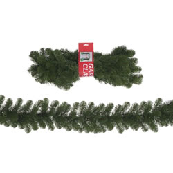 Small Image of Tree Classics 2.7m x 30cm Green Alaskan Artificial Garland (912-210-850)