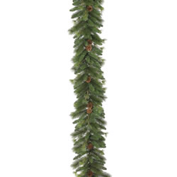 Small Image of Tree Classics 2.7m X 30cm Northern Spruce Artificial Garland (912-200-377)