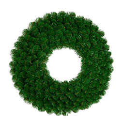 Small Image of Tree Classics 60cm (2ft) Alaskan Artificial Wreath (724-200-850)