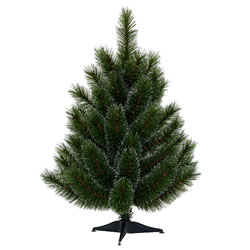 Small Image of Tree Classics 60cm (2ft) Siberian Spruce Artificial Christmas Tree (24-51-755)