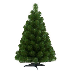 Small Image of Tree Classics 60cm (2ft) Table Tree Artificial Christmas Tree (24-72-300)