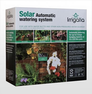 Image of Irrigatia Solar Automatic Watering System SOL-K12+