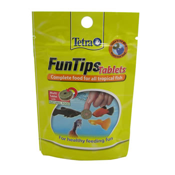 Image of Tetra Fun Tips Tablets