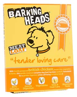 Image of Barking Heads Tender Loving Care 8 x 400g made with 80% chicken content