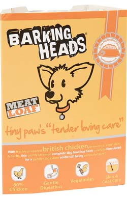 Image of Barking Heads Tiny Paws Tender Loving Care 7 x 150g