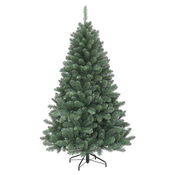 Image of Tree Classics 1.2m (4ft) Arctic Spruce Blue Green Artificial Christmas Tree