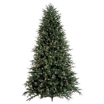 Image of Tree Classics 1.8m (6ft) Lake Shore Blue Spruce with Warm LED Artificial Christmas Tree (72-3004-960LM)