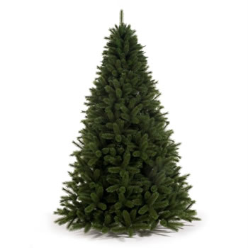 Image of Tree Classics 2.1m (7ft) Green Siberian Spruce Artificial Christmas Tree (84-998-755)