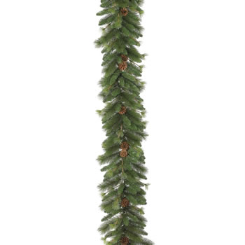 Image of Tree Classics 2.7m X 30cm Northern Spruce Artificial Garland (912-200-377)