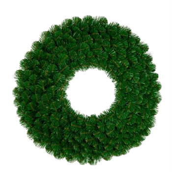 Image of Tree Classics 60cm (2ft) Alaskan Artificial Wreath (724-200-850)