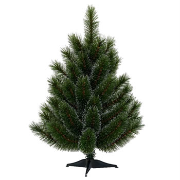 Image of Tree Classics 60cm (2ft) Siberian Spruce Artificial Christmas Tree (24-51-755)